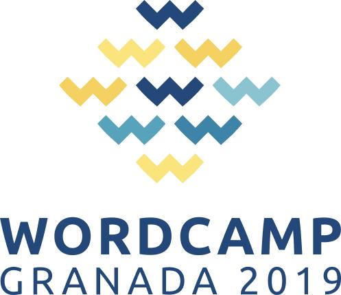 Logotipo de la WordCamp Granada 2019