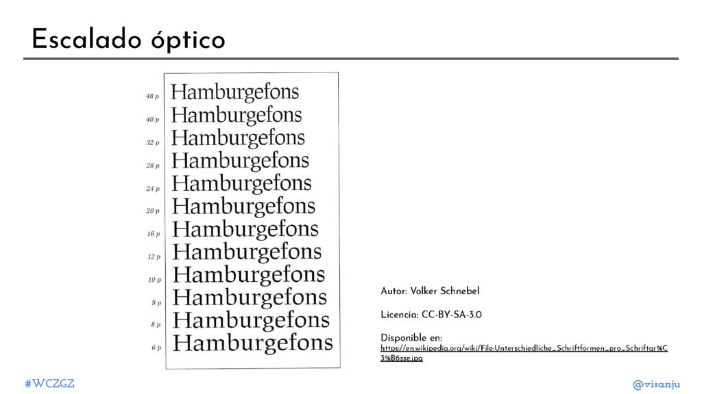 Diapositiva 21: Escalado óptico