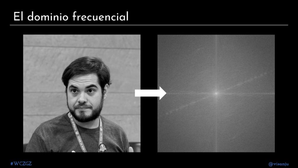 Diapositiva 30: El dominio frecuencial