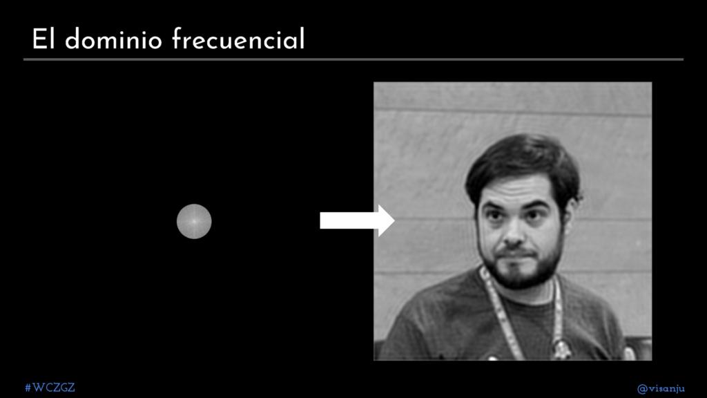 Diapositiva 31: El dominio frecuencial