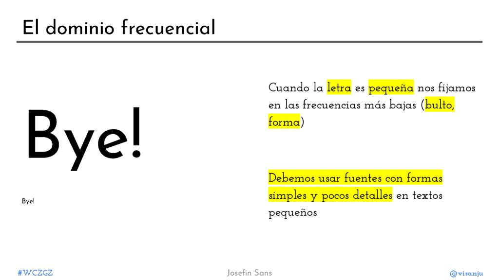 Diapositiva 38: El dominio frecuencial